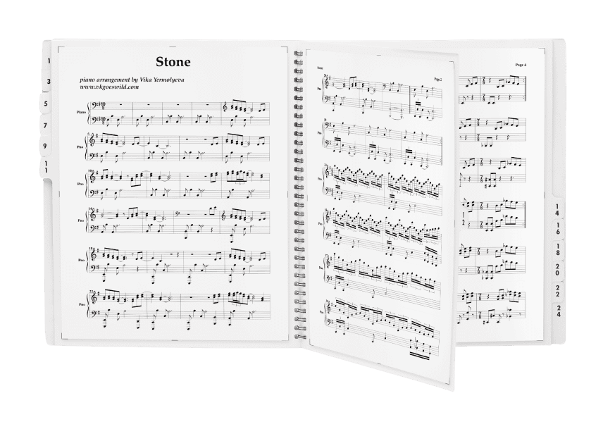 Songbook Limited-Time Promotion - Songbook