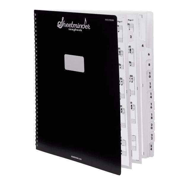 Sheetminder Songbook 2-Pack DS -