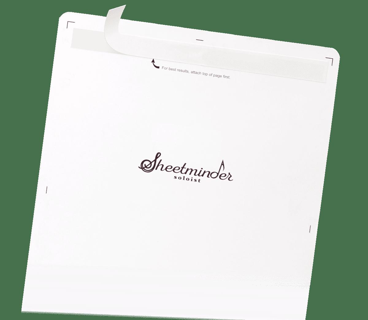 Sheetminder Soloist 5-Pack - adhenis opt