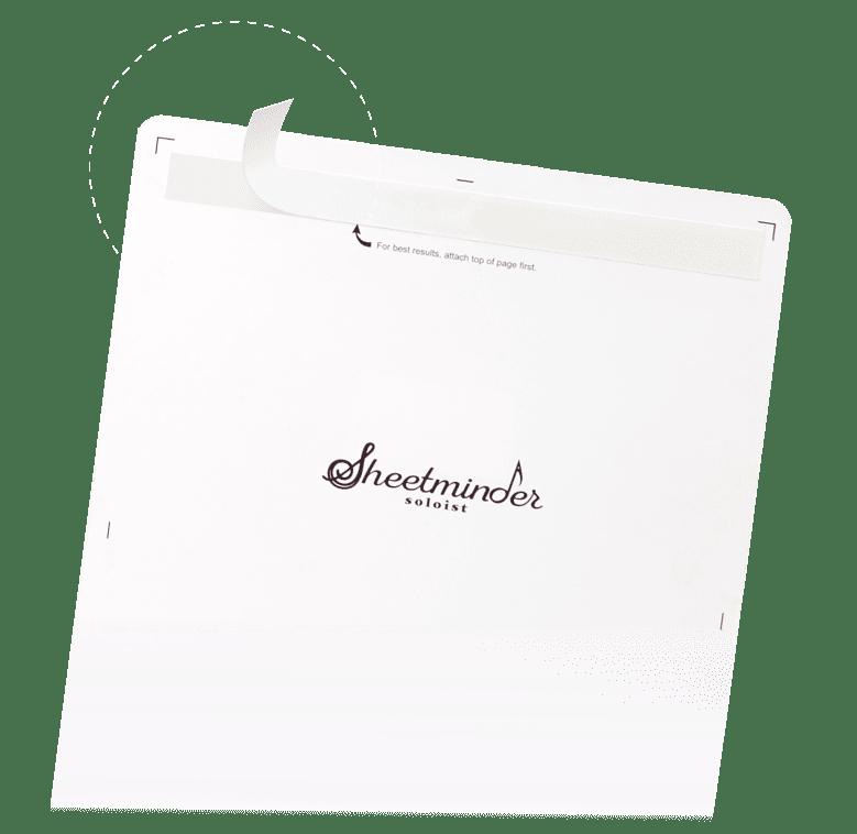 Sheetminder Soloist 5-Pack - soloist mob 3 opt